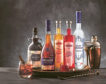 Aldi's luxury range of premium drinks.