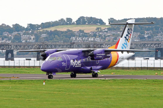 Flybe will reportedly enter administration tonight.