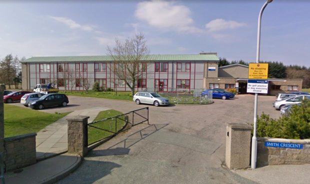 Aberchirder Primary School on Smith Crescent