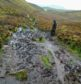 Current condition of Flodigarry path on Skye.