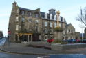 Saltoun Square in Fraserburgh.
