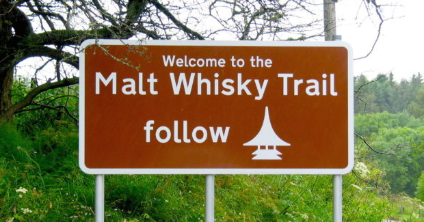 The availability of brown tourist signs has been questioned.