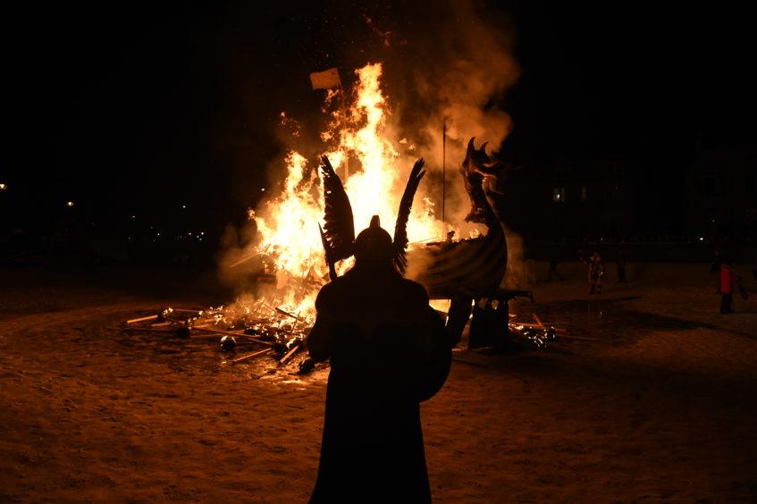 Up Helly Aa 2019