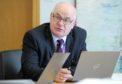 Highland Council Budget Leader, Councillor Alister Mackinnon.