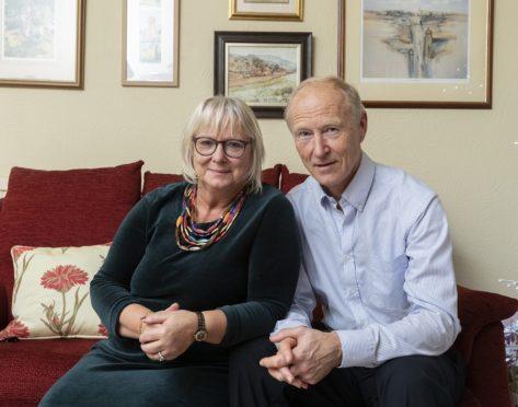 Liz and Iain Clark