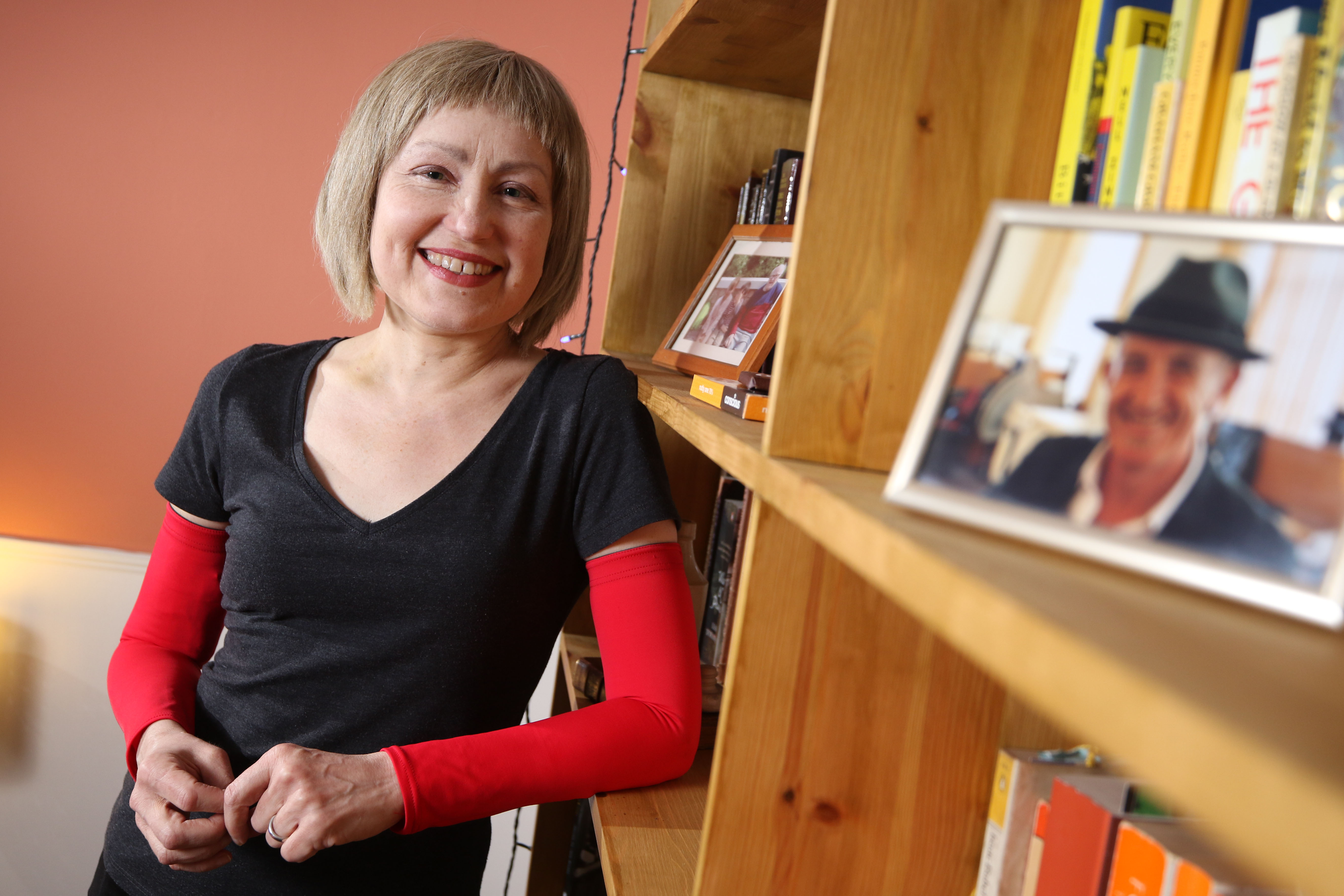 Roz Paterson, was originally trying to raise money to pay for potentially life-saving cancer treatment in America.