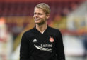 Mackay-Steven is out of contract at Aberdeen.