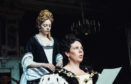 Emma Stone and Olivia Colman in the film THE FAVOURITE. Photo by Yorgos Lanthimos.© 2018 Twentieth Century Fox Film Corporation All Rights Reserved