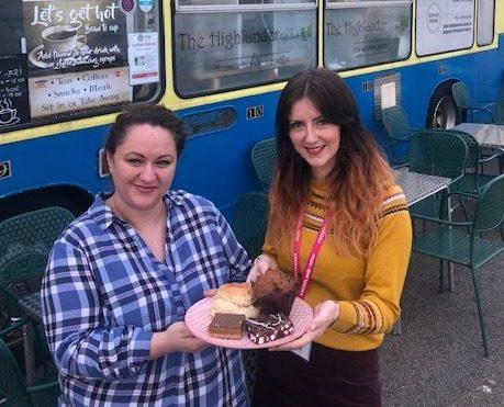 The Highlander cafe has won a top tourism award.
