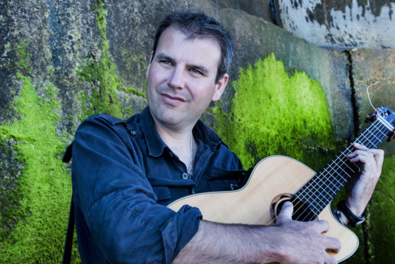 Tim Edey is set to wow the Shetland crowd as the festival enters its 39th year