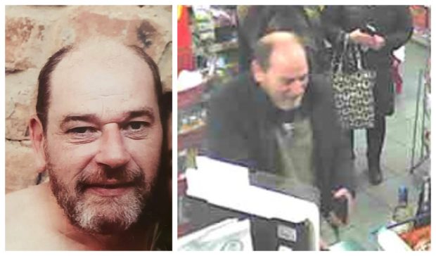 Alan Morrison was last seen on Christmas Eve.