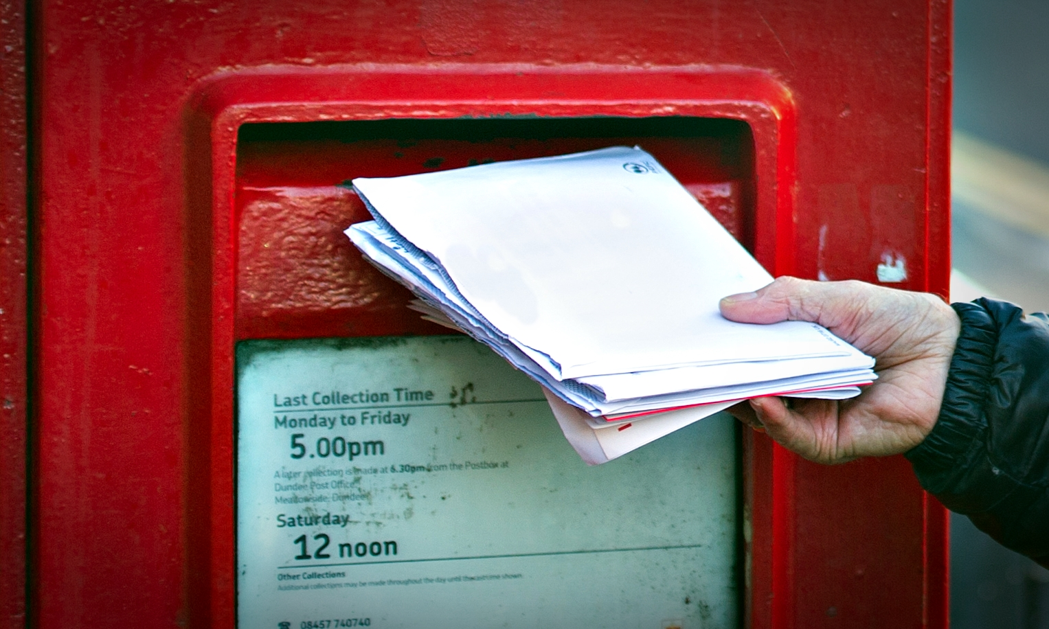 Clarity is being sought about the future of the Craigellachie Post Office branch.