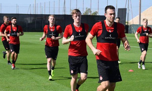 Aberdeen training in Dubai.