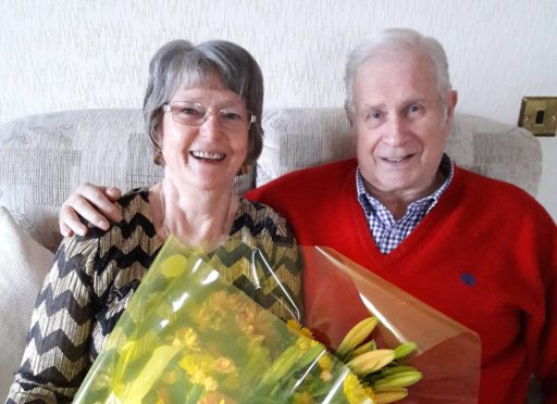 Fiona and Robert Oswald