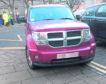 Parking outside Gilcomstoun School in Aberdeen.