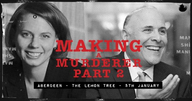 The Making a Murderer 2 talk proved popular at the weekend