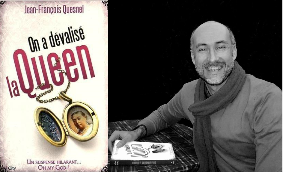 Jean-François Quesnel, a former north-east French teacher, has penned a French novel set in the north-east.