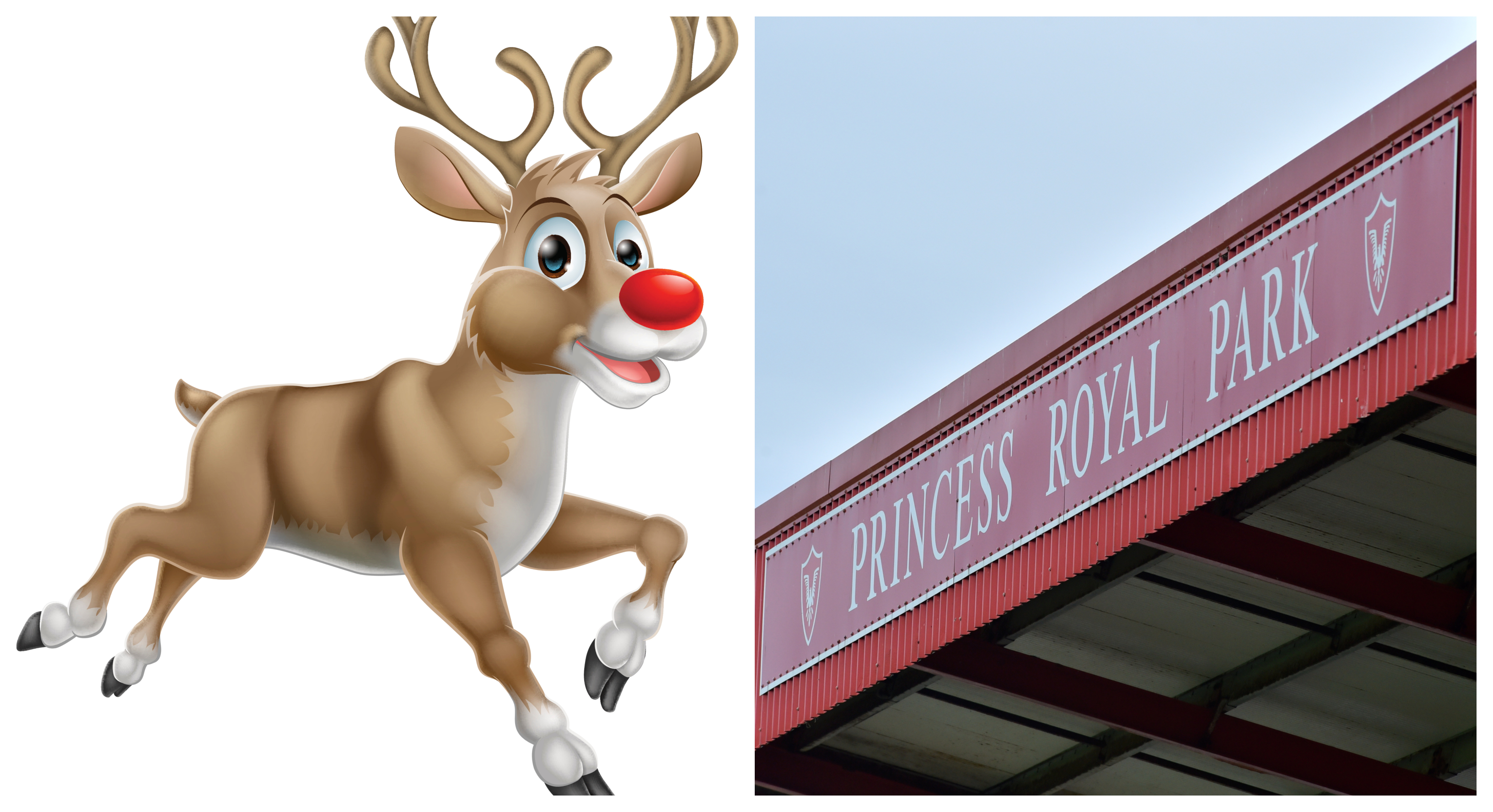 Rudolph was taken between December 31 and January 3.