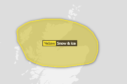 The Met Office has issued a yellow weather warning for snow and ice across the north and north-east this weekend.
