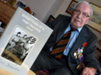 Eric Johnston, 95, was a tank driver in World War II