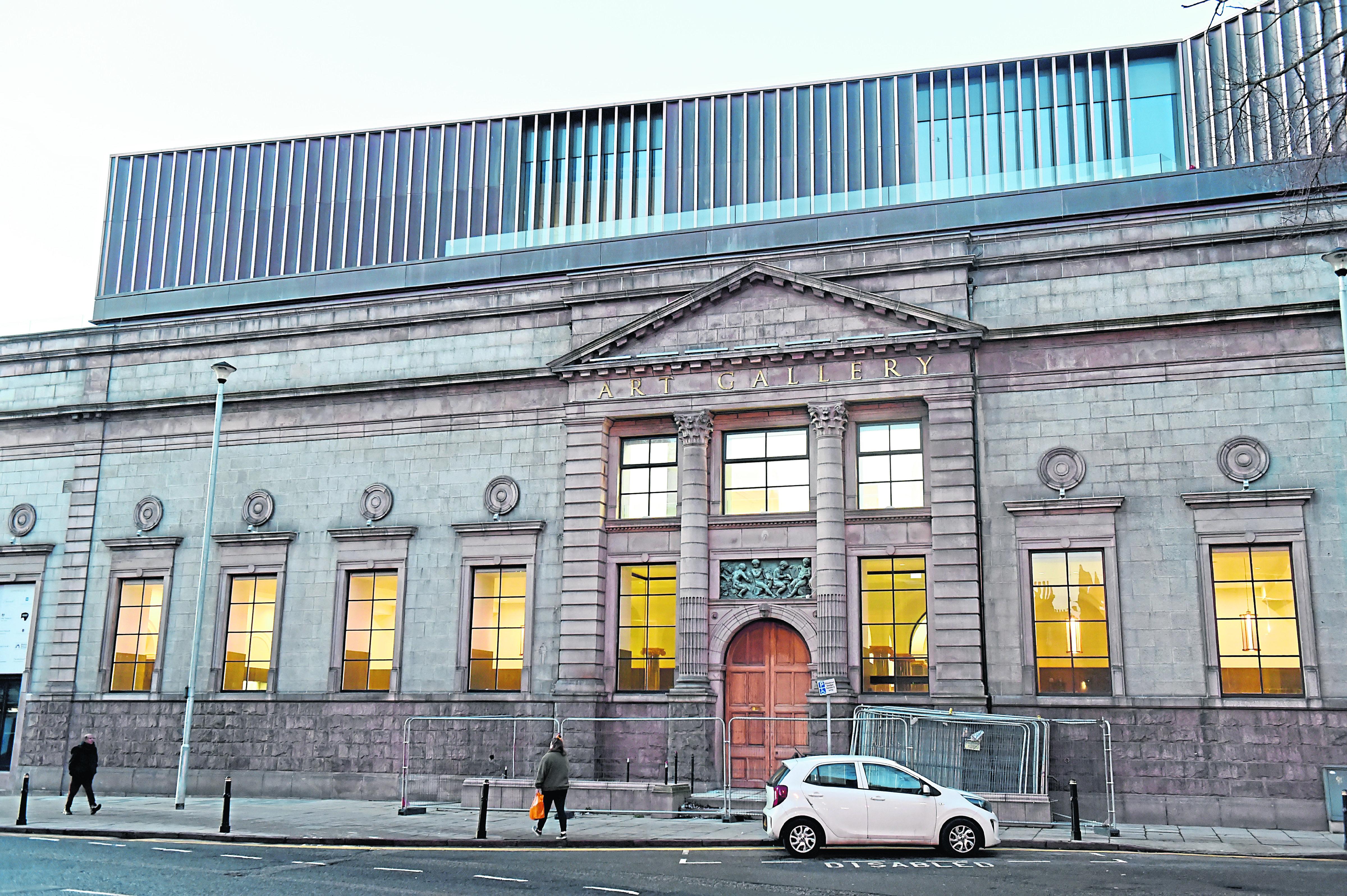 Aberdeen Art Gallery and Museum