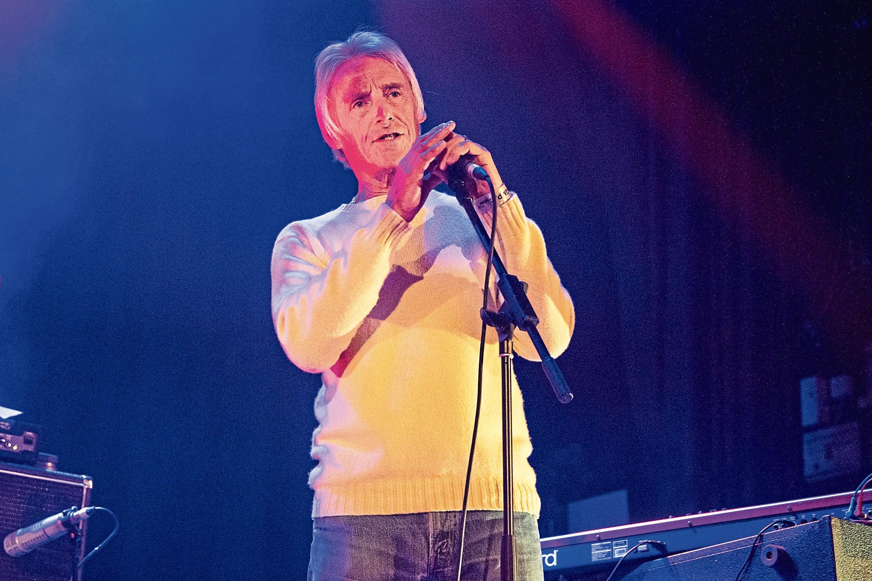 Paul Weller. Photo by Lorne Thomson/Redferns.