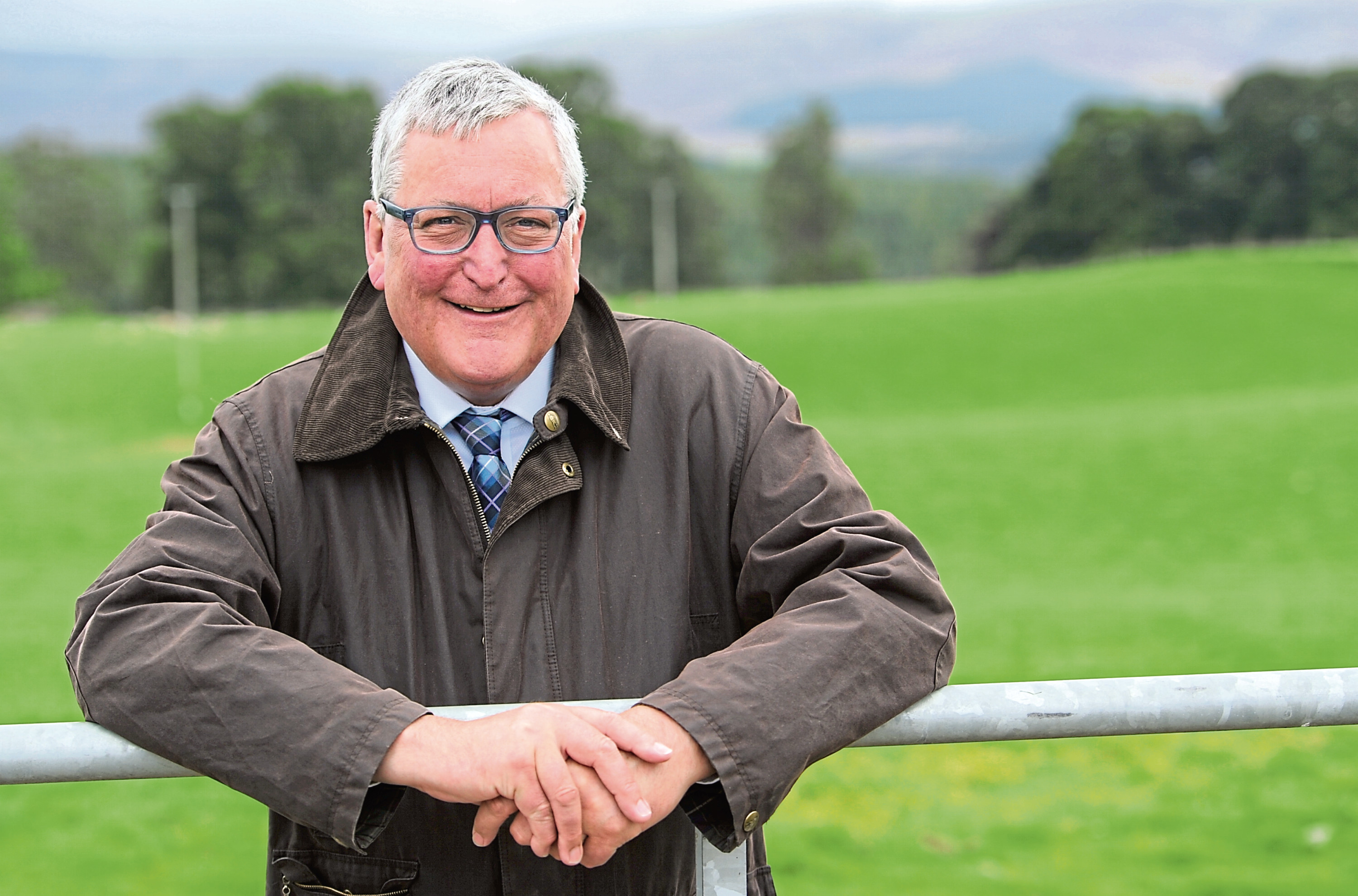 Fergus Ewing launched the group.