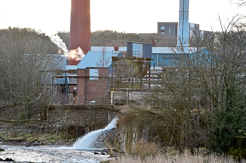 Arjowiggins Fine Papers Ltd, Stoneywood Mill, Aberdeen.