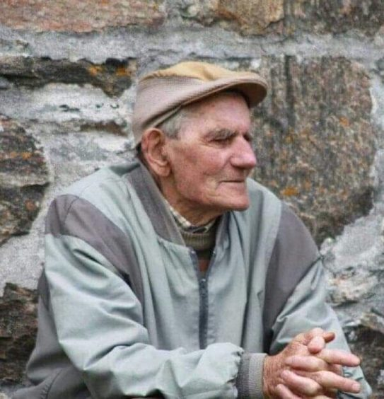 Angus Macdonald will be laid to rest today in Fort William.