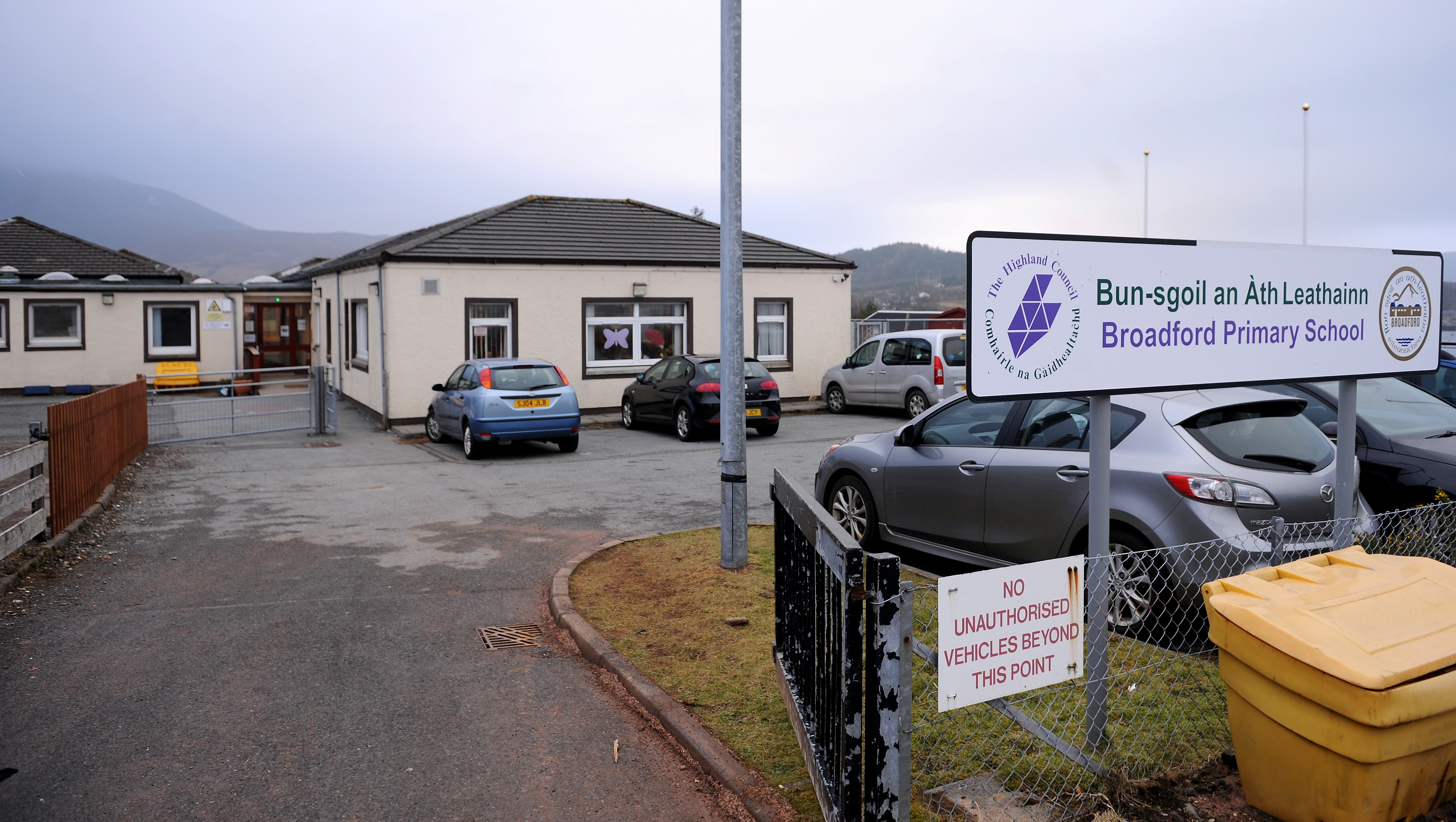 Broadford Primary School is now second  in the Highland Council's list of priority schools in need of upgrade