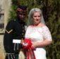 L/Cpl Denis Omondi and his wife Shelagh.