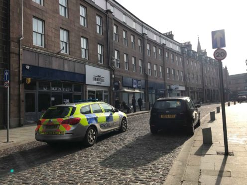 Chapel Street in Peterhead could be closed to traffic once again.