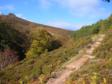 Clachnaben footpath