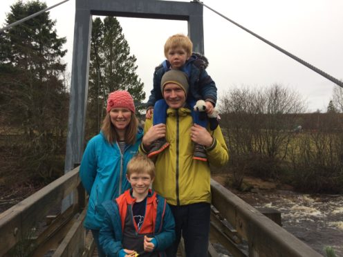 Inspired by Dave, a crowd funder to support a dad paralysed by a skiing accident has already raised £41,000