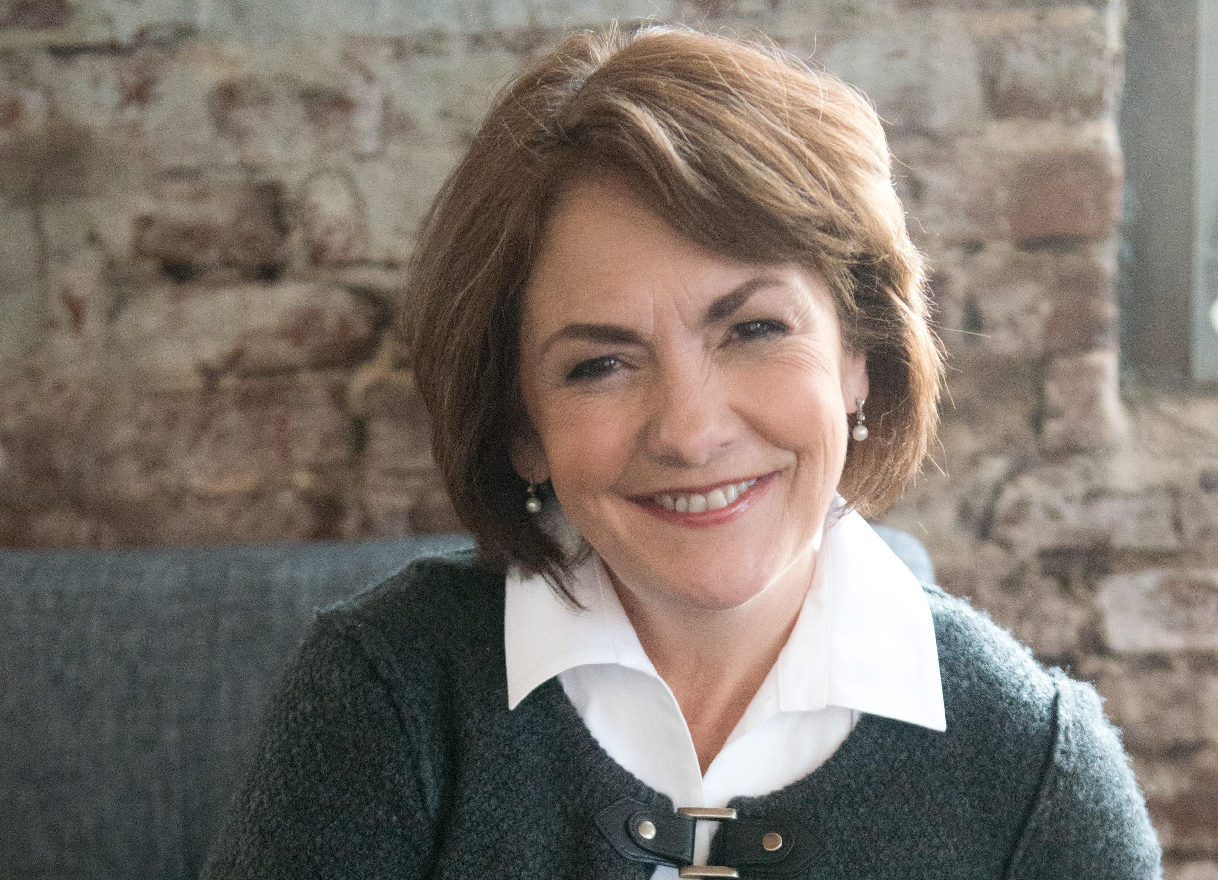 Neonatal nursing expert Mary Coughlin