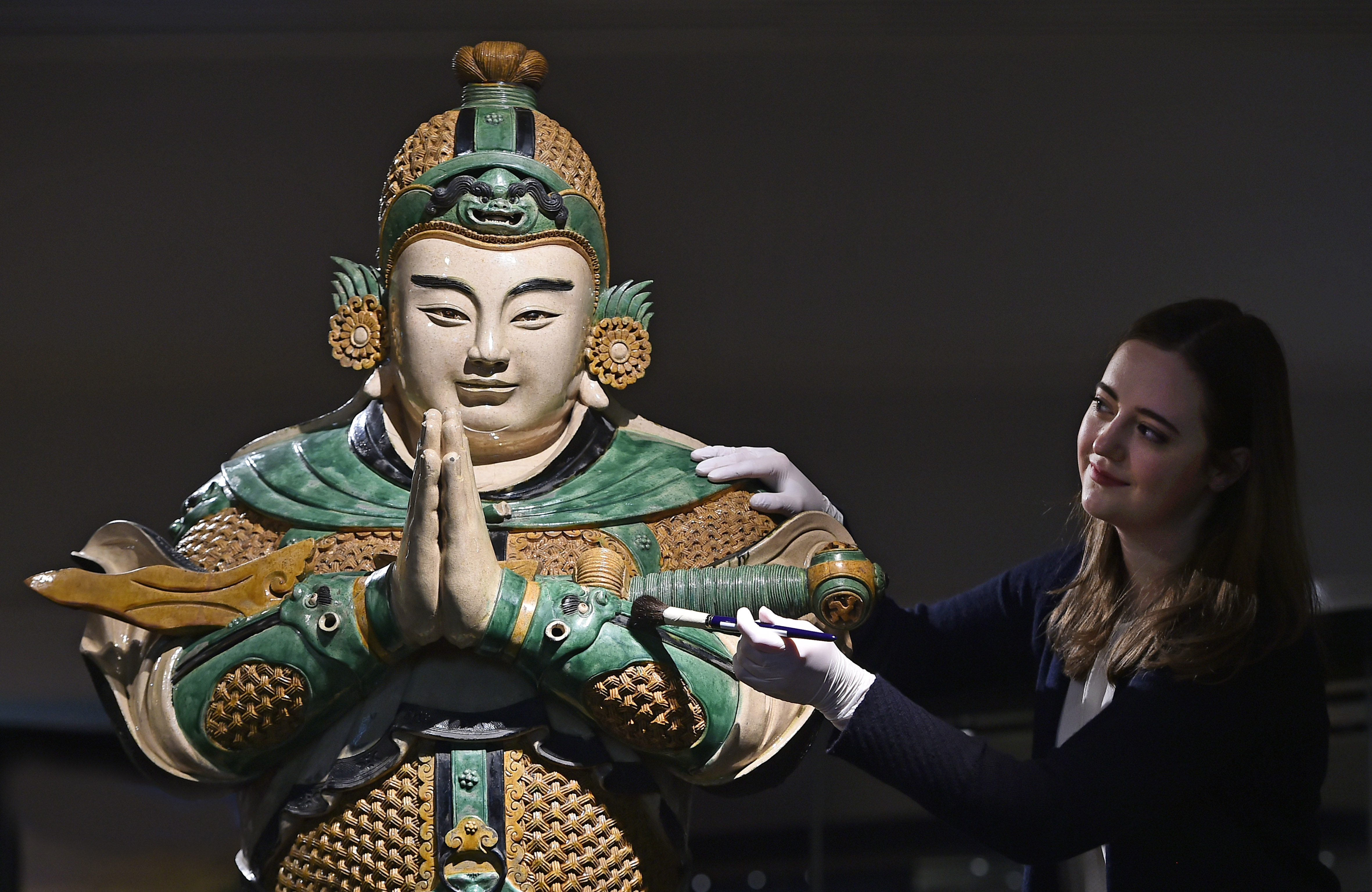 New exhibitions on the cultures of Egypt, China, Japan and Korea will mark the completion of the National Museum of Scotland's 15-year transformation.