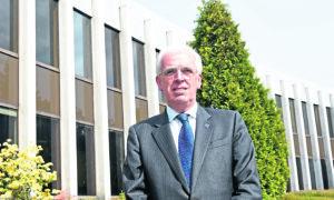 Councillor Jim Gifford,