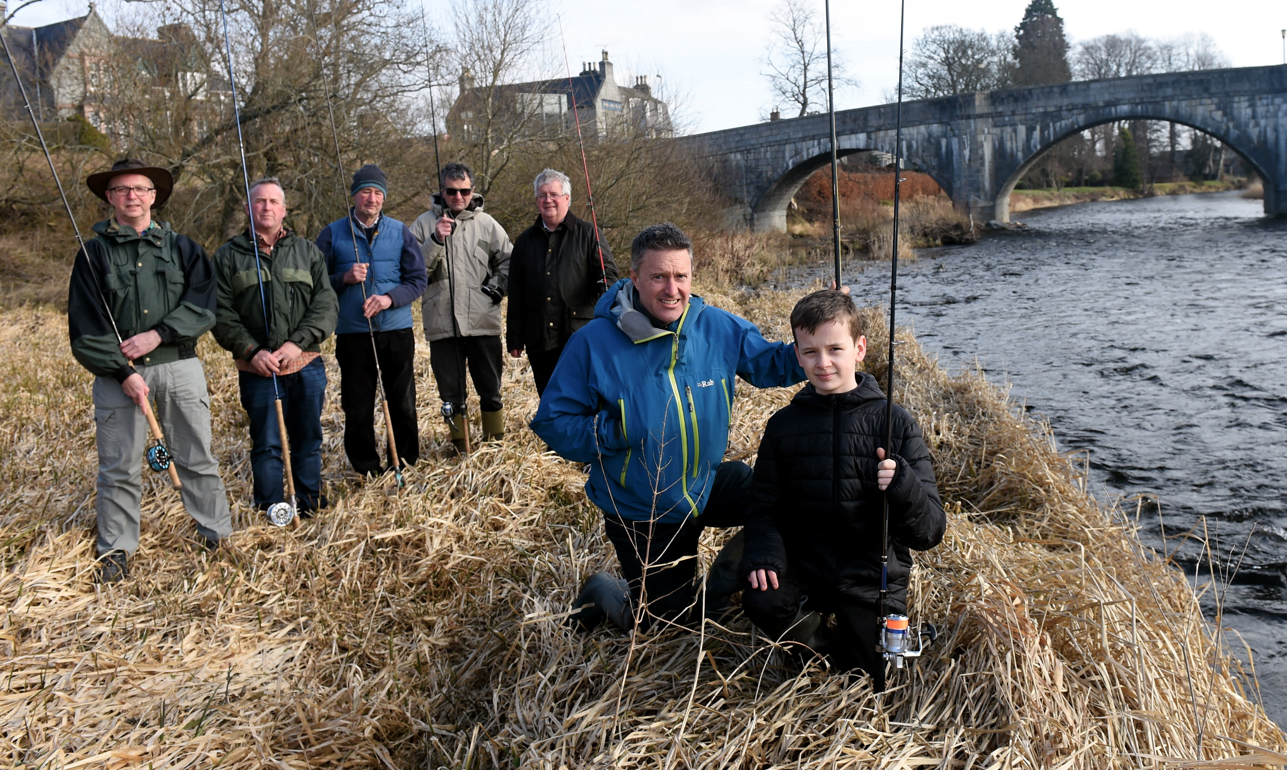 The recently formed Alford Angling Association is appealing for new members.
