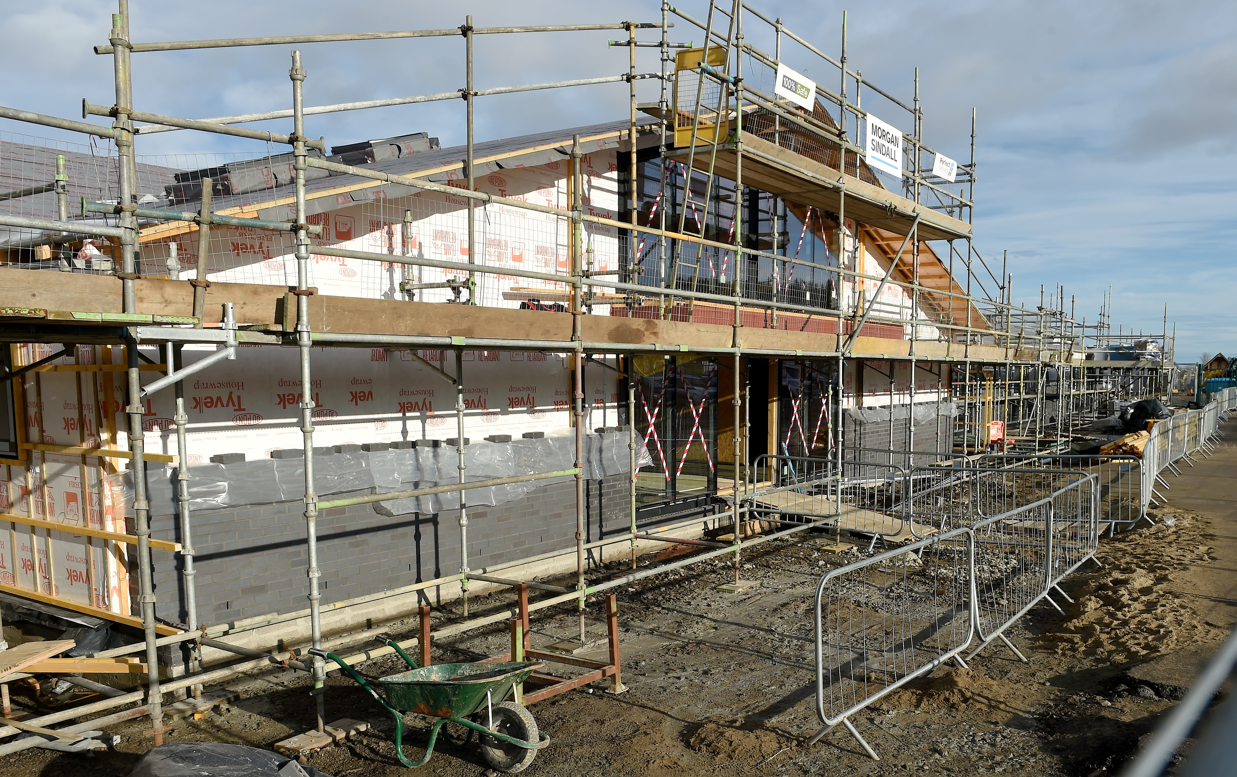 Smithton Primary School is currently undergoing a major refurbishment and extension.