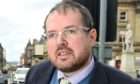 Highland Councillor Ron MacWilliam is against Covid-reslience money being used for to fix Highland Council play parks.