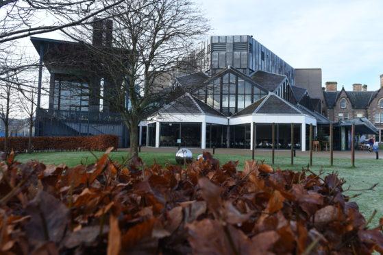 Eden Court Theatre.