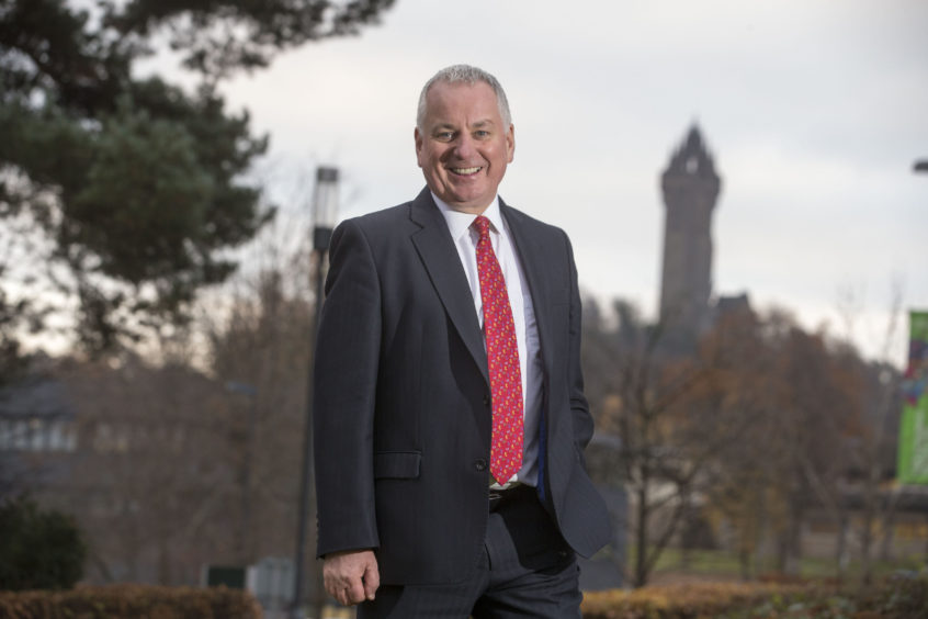 Former first minister Jack McConnell.