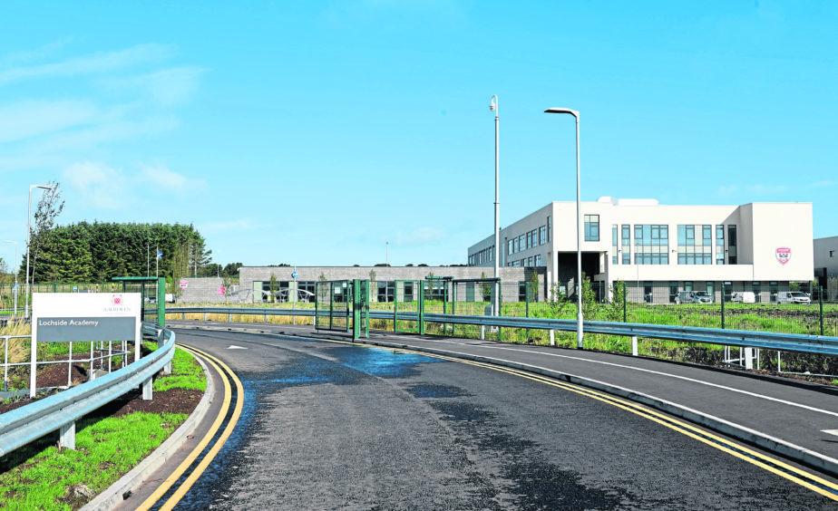Lochside Academy.