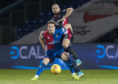 Tom Walsh is set to return for Caley Thistle