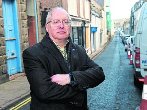 Councillor Glen Reynolds.