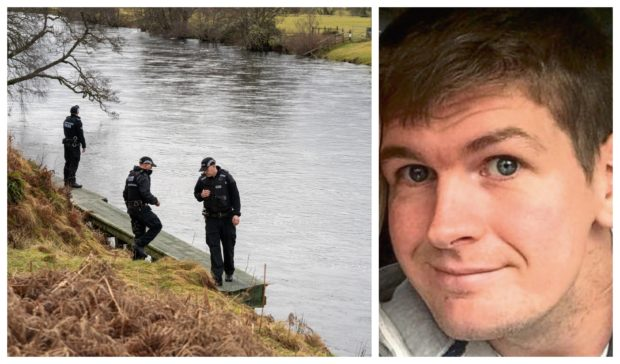 Search for Richard Finnis continues