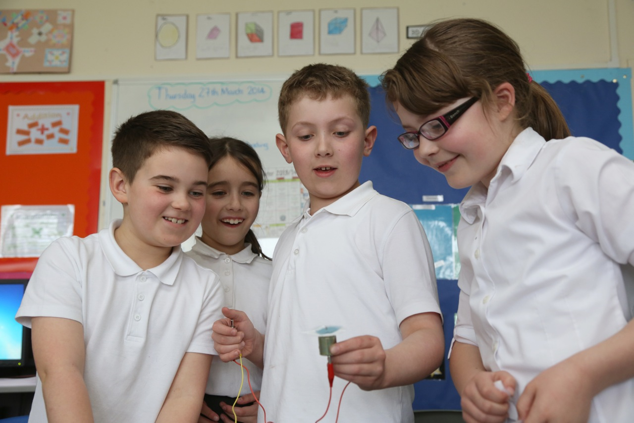 A new initiative has been set up to heighten interest in STEM subjects.