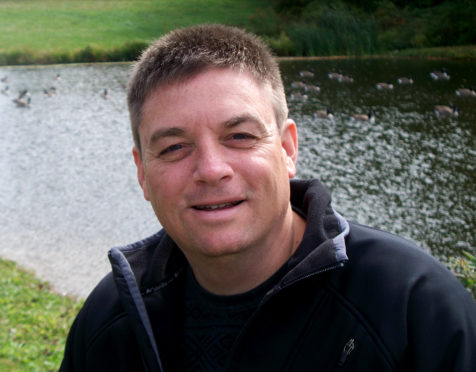 Ken Janke will speak at a conference in Aberdeen next month.