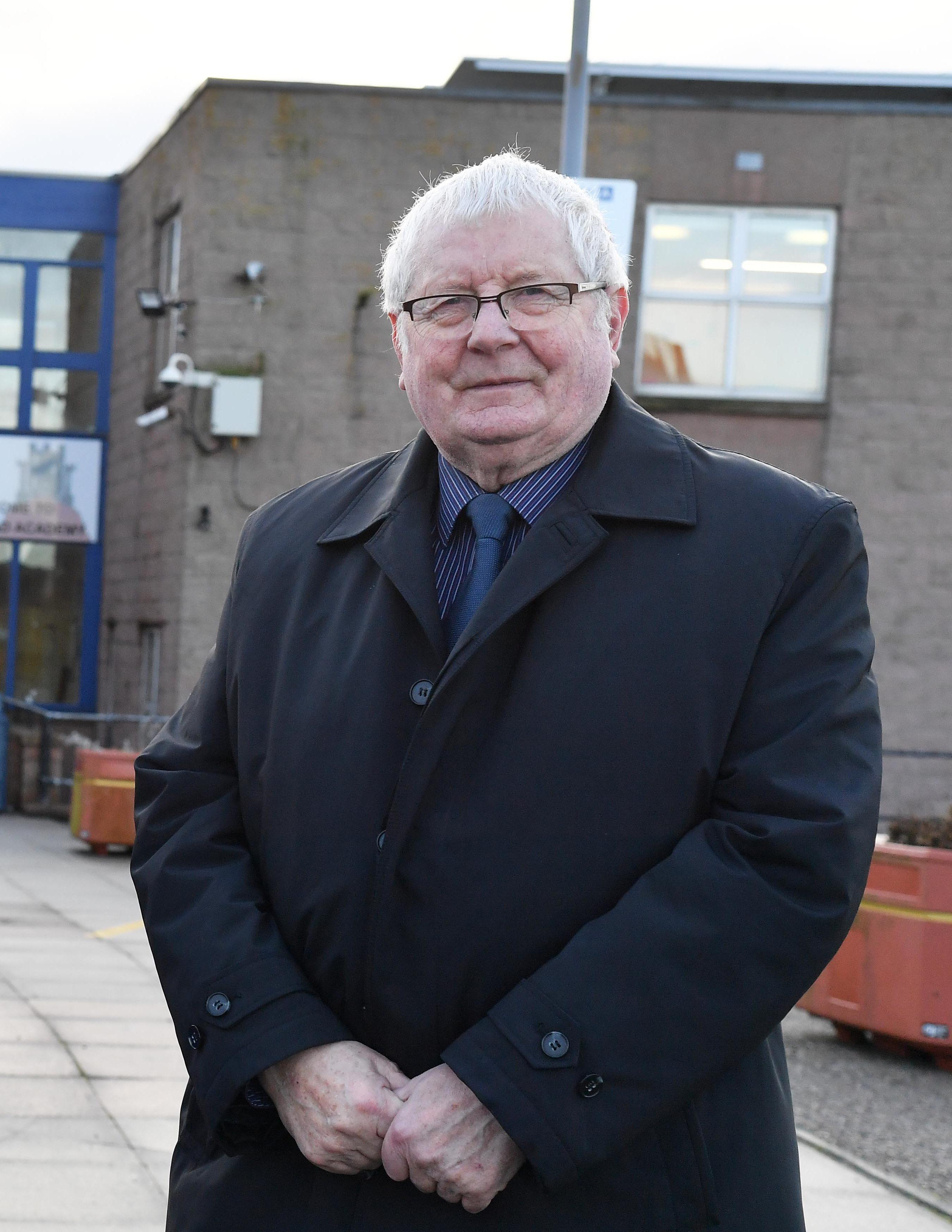 Councillor Norman Smith