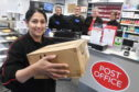 A new post office in Woodside has opened on the site of the old Chalmers bakery.